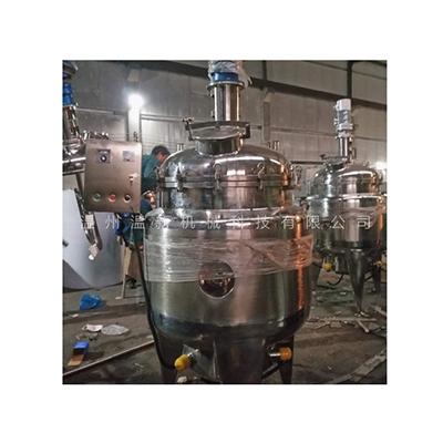 多规格液体搅拌罐 乳化罐 纯正不锈钢罐体 小型搅拌罐