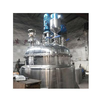 洗洁精洗衣液设备 灌装式搅拌罐 不锈钢液体搅拌罐